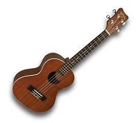 Kohala Akamai Tenor Ukulele All Mahogany Uke - Rosewood Fretboard Aquila Strings
