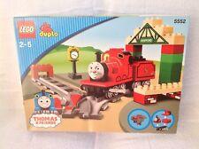 Lego Duplo 5552 Thomas The Tank Engine - James at Knapford Station - BNIB!!!