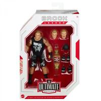 WWE Mattel Brock Lesnar Ultimate Edition Series #4 Figure