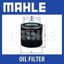 Mahle Oil Filter OC236 - Fits Chrysler - Genuine Part