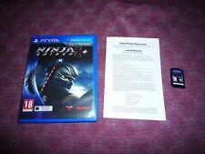 Ninja Gaiden Sigma 2 Plus PS VITA (EU English Edition) region free