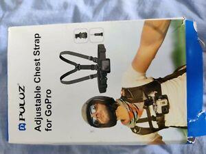 Handy Brustgurt Halterung Zubehör Halter Handyclip für GoPro ActionCam Kamera DE