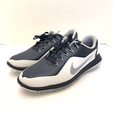 Nike Lunar Control Vapor 2 Golf Shoes Thunder Blue White Mens Size 9 899633-400