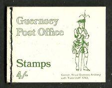 Elizabeth II (1952-Now) Guernsey Regional Stamp Issues