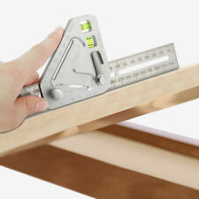 Metric + Imperial Multi-Angle Ruler A Revolutionary Carpentry Measuring Tools