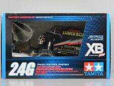 "New in Open Box Tamiya 1/12 Expert Built Series XB ""Black Edition"" Lunch Box RTR"