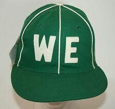 Vtg Denver White Elephants W E Negro League New Cap Hat 1990s Sz 6 7?8