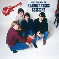 MONKEES Selections From The Headquarters Sessions US #'d red vinyl LP SEALED/NEW