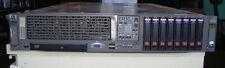"HP DL380 G5 2x QC2.0Ghz( E5405 )16Gb 2x73 Gb SAS 10K/2.5"" 90 days warr/GST"