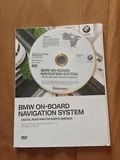 Genuine OEM BMW 1-Series 3-Series Navigation DVD Map  717 *EAST* Update © 2012