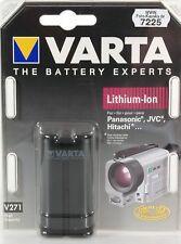 Varta V271 Akku für Panasonic, JVC, Hitachi battery Akku batterie - (7225)
