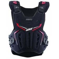 Leatt Adulti 3df AirFit Motocross MX Pettorina protezione Corpo - Nero/rosso