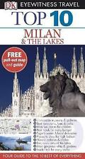 """""""AS NEW"""" DK Eyewitness Top 10 Travel Guide: Milan & the Lakes, Bramblett, Reid,"""