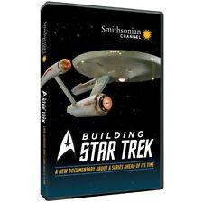 Building Star Trek (DVD, 2016) Smithsonian Channel  BRAND NEW