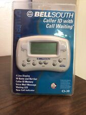 Bellsouth CI-30 Caller ID With Call Waiting