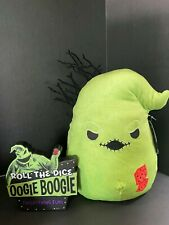 """Squishmallows Nightmare Before Christmas Oogie Boogie 14"""" Green Version NWT HTF"""