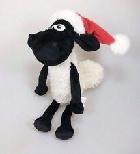 Nici Shaun das Schaf mit Weihnachtsmütze ca. 28 cm Weihnachten