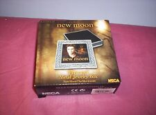 "NEW MOON "" Edward "" Metal Jewelry Box"