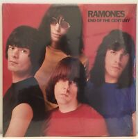 RAMONES End Of The Century ORIGINAL 1980 USA Vinyl LP Sire NO BARCODE Sealed