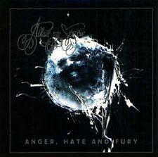 Ablaze My Sorrow – Anger, Hate And Fury CD