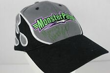 Monster Patrol Monster Truck Baseball Hat Signed Adjustable Embroidered
