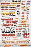 Decal Sheet Team Traxxas TRA9950