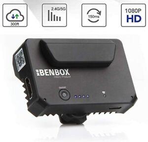In-KEE Benbox 1080p WiFi HDMI Transmitter 2.4G/5G Wireless Image Transmission