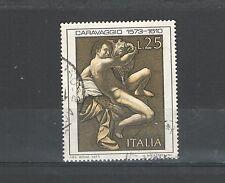 q7144 - ITALIA 1973 - ARTE, CARAVAGGIO, N. 1225 - MAZZETTA DA 100   - VEDI FOTO