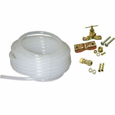 """Ice Maker Kit with 25' 1/4"""" Tube & Fittings"""