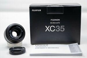 Fujifilm Fujinon XC 35mm F2 LENS