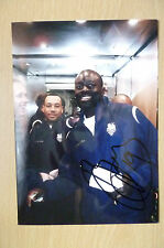 Signed Colour Pictures- PATRICK AGYEMANG, Portsmouth FC (7x5 inch)