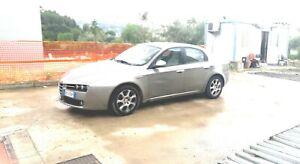 Alfa Romeo 159  turbo diesel  8 valvole 120 cv