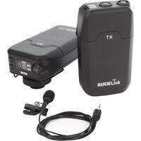 Rode RodeLink Wireless Filmmaker Kit - Digital Wireless System NEW!