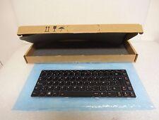New! Genuine IBM Lenovo Laptop BackLit Belgian Keyboard 25202994 IdealPad Y480