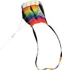 Einleiner Drachen Kinderdrachen HQ Parafoil Easy Rainbow Drachen Flugdrachen