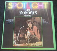 DONOVAN Spotlight On Donovan Volume 1 LP