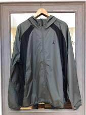 dc0f6387df1 Mens Air Jordan Wings Windbreaker Jacket 897884-018 Green/Black Brand New  Sz XL