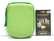 Leapfrog LeapPad 2 - Green Carry Case & Pack of 6 Screen Savers - Accessory