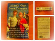 Bonne Espérance. Luanshya Greer. Roman Pocket N° 4241
