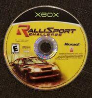 RalliSport Challenge (Microsoft Xbox, 2002) - DISC ONLY