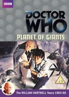 Neuf Doctor Who - Planet De Giants Géants DVD