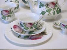 Redoute Roses, Roy Kirkham Teegedeck 2-teilig