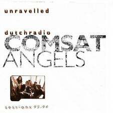 The Comsat Angels CD Unravelled rare OOP