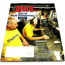 Qst Ham/Amateur Radio Arrl Magazine-Jul 2017 Rigol Dsa705 RigExpert Aa-30 Xk-150