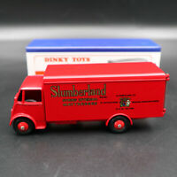 Dinky Toys 514 Guy Van Slumberland Car Diecast Models Mint/boxed Atlas Editions