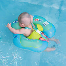 Baby Kids Float Swimming Ring Inflatable Swim Trainer Safety Aid Water Toy Pool