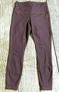 ATHLETA Purplish Leggings Women's  Size XSP