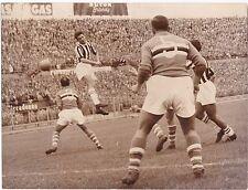 Calcio-Football Foto Azione Juventus-Sampdoria Anni'50