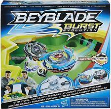 (Black Friday Sale) Beyblade Burst Evolution Star Storm Battle Set