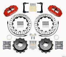 "Subaru BRZ,Scion FR-S Wilwood Superlite 4R Rear Big Brake Kit, 12.88"" Rotors"